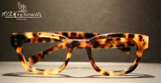 4453fd7a57 The Exclusive Luxury of Meyrowitz Handmade Spectacles