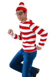 Where Is Waldo Costume