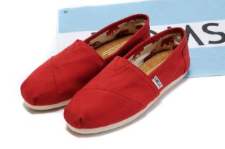 Classic Toms Slip On Shoes