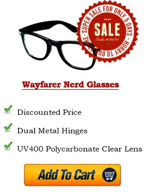 Buy Nerd Glasses from Amazon